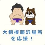大相撲藤沢場所を応援!